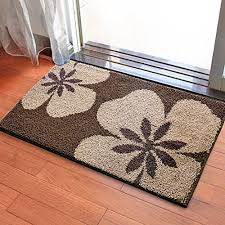 brown fragrance bath mats bathroom rugs kitchen mat car rugs large decorative ma xnt7lg365