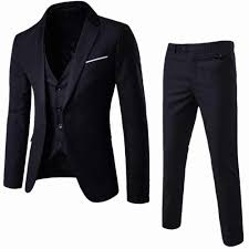 Slim Fit Suits Designer Slim Fit Latest Coat Pant Designs Men Wedding Suits Groom Tuxedo In Stock Best Man Suit Purple Gray Sky Blue Jacket Vest Pants