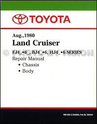 1981 toyota land cruiser fj60 electrical wiring diagram original 4 1981 1983 toyota land cruiser chassis repair shop manual factory reprint 149 00