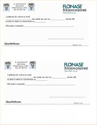 Fake Dr Note 023 Doctors Note Template Pdf Inspirational Fake Doctor Notes For