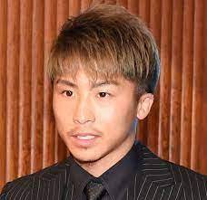 井上 尚弥 髪型