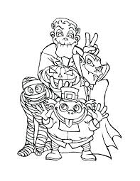 Cookie Monster Coloring Pages Cookie Monster Coloring Pages