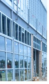 dublin glass has a commercial bidding department for new build outs retrofitting repair replacement and emergency services