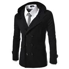 black trench coat men 5