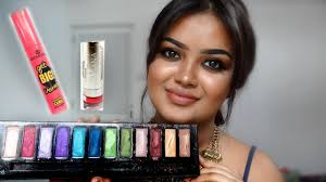 affordable sri lankan beauty makeup s haul swatches beautybyroche you