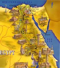 map of egypt plus facts about egypt for everyone! Egypt History Map ancient egypt map egypt history podcast
