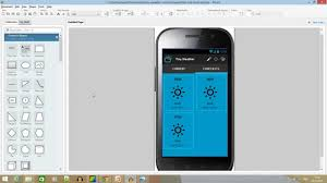 Android Weather App Design Android How To Create A Weather App Part 1 Design