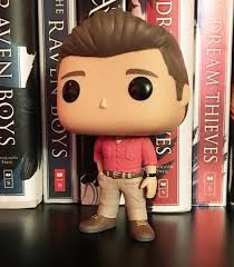 always on the move this custom funko figure of richard campbell gansey the third