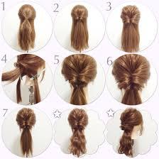直毛ストレートのヘアアレンジ集やり方とおすすめの簡単スタイル