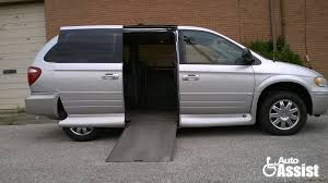 used wheel chair van. 2007 Chrysler Town And Country. Wheelchair Used Wheel Chair Van
