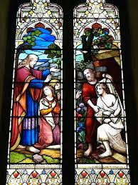 window church stained glass decorative