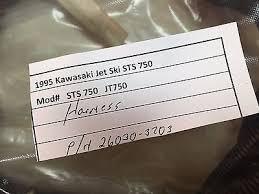 main wiring harness assembly 26030 3703 sts jt750 750 kawasaki jet main wiring harness assembly 26030 3703 sts jt750 750 kawasaki jet ski pwc 1995 2