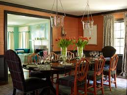 craftsman lighting dining room. Craftsman Dining Room With Chair Rail Lindsey Coral Harper Regarding Lighting