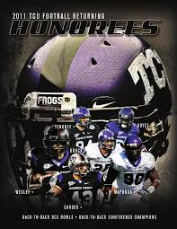 2011 Tcu Horned Frogs Itiontro Du C N Cbs Tcu Horned Frogs
