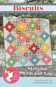 Biscuits Quilt Pattern It's Sew Emma #ISE-162 | It's Sew Emma & Hover to zoom Adamdwight.com