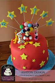 One Tier Birthday Cake Designs From Sofias Cakes