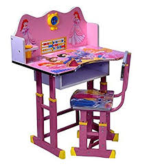 table and chairs for kids. the style pro barbie kids table and chair set - computer for kids, study set: amazon.in: baby chairs