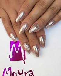 Moyra Mirror Pigmentový Prášek Silver Moyrashopscz