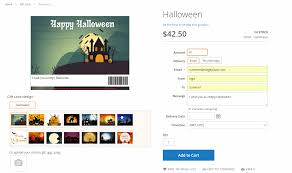 magento 2 personalize gift cards