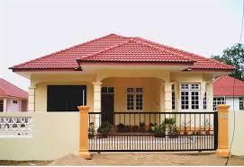 45 desain rumah minimalis sederhana di kampung desa tapi mewah