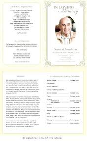 Funeral Service Templates Word Impressive To Free Memorial Service Program Template Microsoft Word