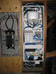 structured wiring annavernon structured wire panel plus audio distribution installation in