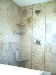 to install tile shower how much does