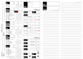 character sheet pathfinder i play an pretty watered down version of pathfinder with my friends