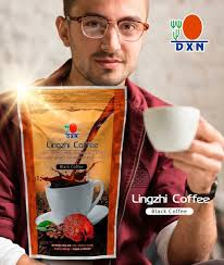 About this item dxn lingzhi black coffee has no sugar additives yet it manages to retain the bold taste and rich aroma of the coffee. Lingzhi Black Coffee Organics And Nutrition