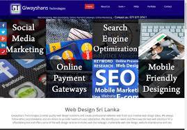Web Design Sri Lanka Price Giwayshans Giwayshansweb Twitter