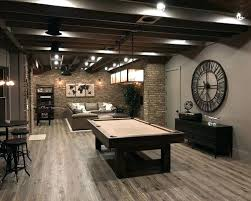 basement design ideas pictures. Basements Design Ideas Finished Basement Elegant Industrial Love The Exposed . Pictures
