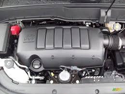 2012 Chevrolet Traverse LS 3.6 Liter DI DOHC 24-Valve VVT V6 ...