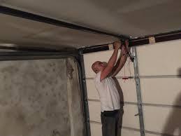 secure for sure adjusting manual mode to garage door