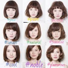 お顔バランスを知る事が印象美人の近道簡単お顔診断 美容室mashu