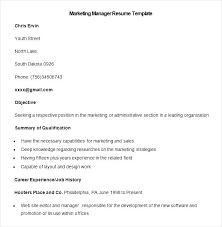 Hooters Resume Example Best Of Template Resume Free Marketing Resume Template Free Samples Examples