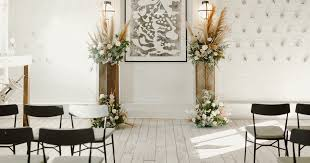 Wooden t wall decor witch golden flower. Ashland Addison Floral And Event Decor Chicago Design Floral All Events 2 177 Photos On Partyslate