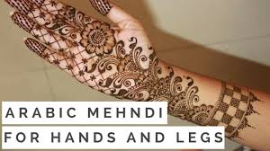 Mehndi Design Best Arabic 100 Best Arabic Mehndi Designs For You Mehndi Designs