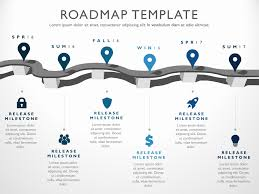 road map powerpoint template free roadmap powerpoint template free lovely six phase strategic product