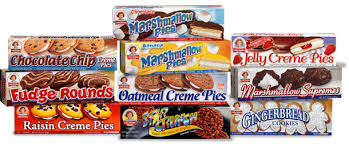 Here's a quick and easy way to find any little debbie snack. A Very Unofficial Snack Cake Field Guide Serious Eats