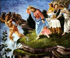Resultado de imagen para imagenes evangelio Satanás está perdido