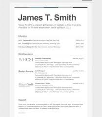 How To Set Up Resume - Templates