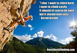 Quotes About Climbing Inspiration Climbing Quotes BasicRockClimbing
