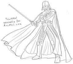 Small Picture How to draw Darth Vader step 5 pictures to draw Pinterest