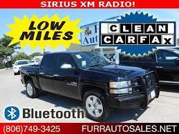 Chevrolet Used Cars Commercial Vans For Sale Lubbock FURR AUTO SALES