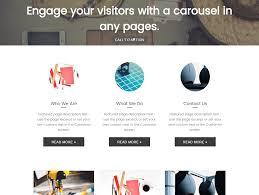 Designed By Press Customizr How To Setup The Home Featured Pages In The Customizr Theme