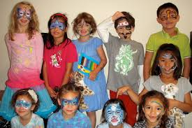 basic kid s face painting party package