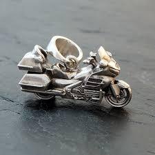 honda gold wing 1800 925 sterling silver