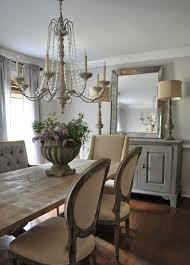 34 inspiring farmhouse dining rooms design astonishing farmhouse dining rooms with wall mirror