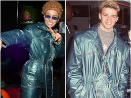 See more ideas about justin timberlake, nsync, justin timberlake nsync. Jessica Biel Dressed As Nsync Era Justin Timberlake For Halloween