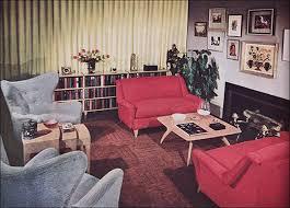 1950S Interior Design Impressive Inspiration Ideas